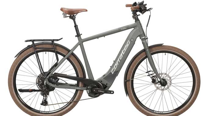 Corratec E-Power C29 CX6 12S Touren eBike