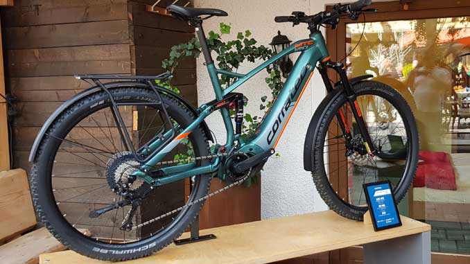 Corratec E-Power MTC-120 Elite eBike 2021