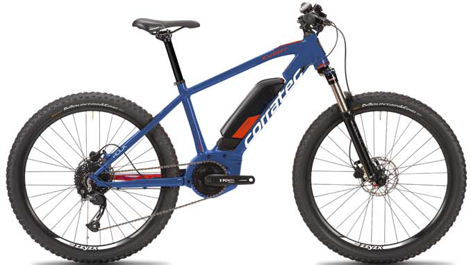 Kinder eBike Corratec E-Power X-Vert Rock