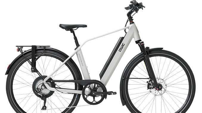 QWIC Performance RD11 E-Bike
