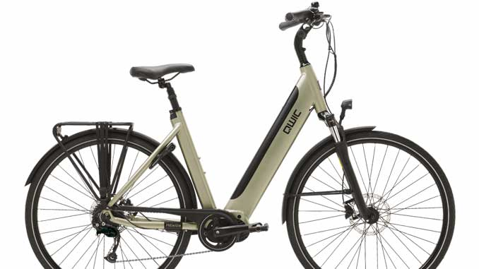 QWIC Premium-i MD9 E-Bike