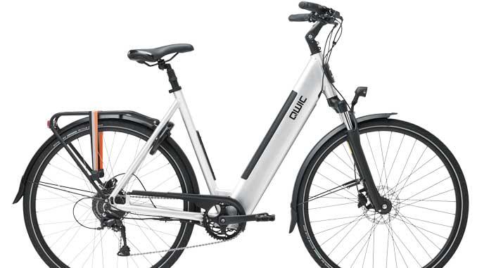 QWIC Urban RD9 E-Bike
